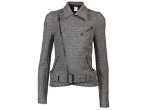 lagence-52411-charcoal-cotton-wool-moto-jacket-profile