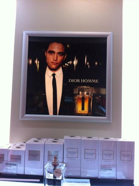 DIOR HOMME ROB