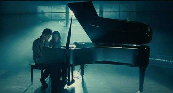 Twilight Edward and Bella Piano Scene