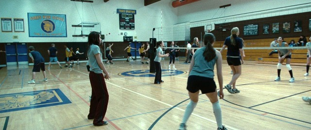 Kalama HS (Twilight Forks HS ) Volleyball Gym