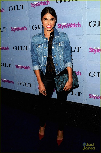 attends People StyleWatch Denim Awards presented by GILT at Palihouse on September 19, 2013 in West Hollywood, California.