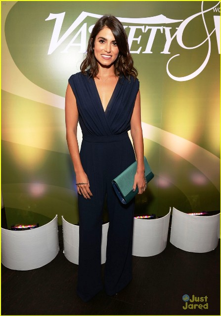 attends Variety & Women In Film Pre-Emmy Event presented by Yoplait Greek at Scarpetta on September 20, 2013 in Beverly Hills, California.