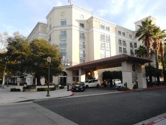 TWILIGHT FILMING LOCATION Hyatt Hotel (Arizona Hotel) in L.A.