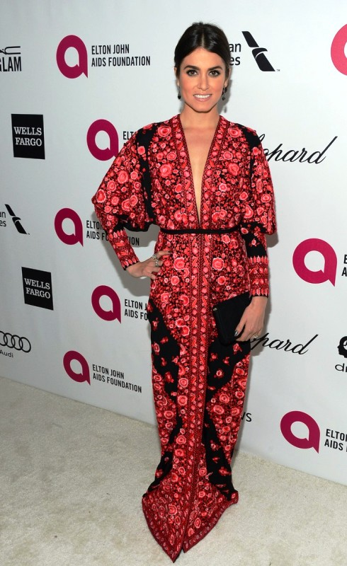 attends the 22nd Annual Elton John AIDS Foundation's Oscar Viewing Party on March 2, 2014 in Los Angeles, California.