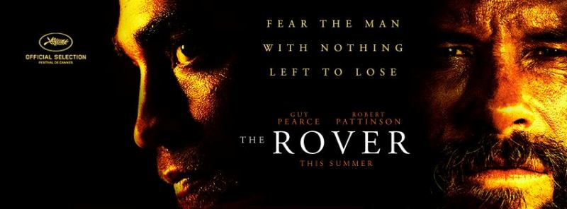 The Rover Is Going to Cannes and Full Trailer