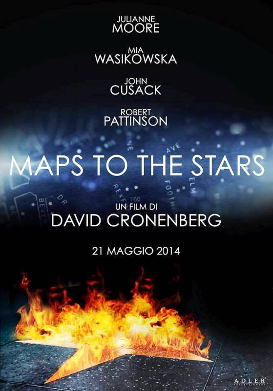Robert Pattinson Maps To The Stars Going to Cannes