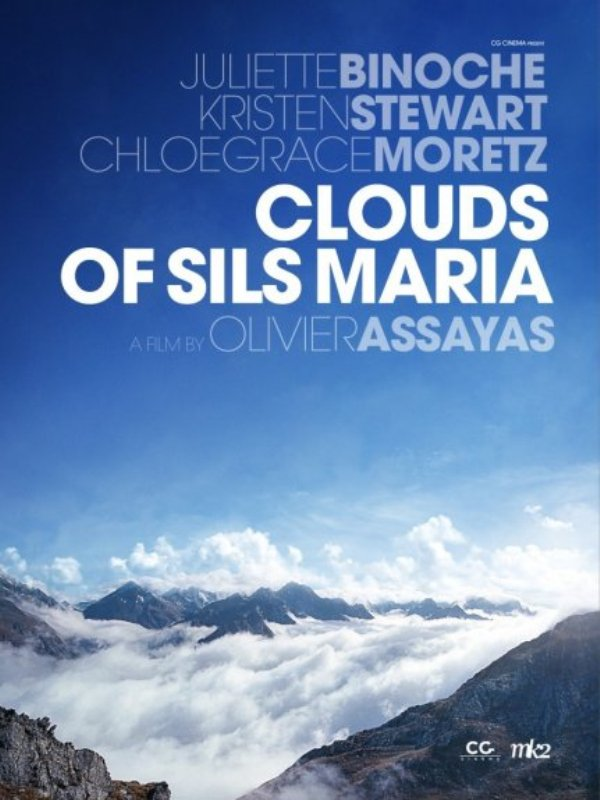 Kristen Stewart Clouds of Sils Maria Showing at Cannes