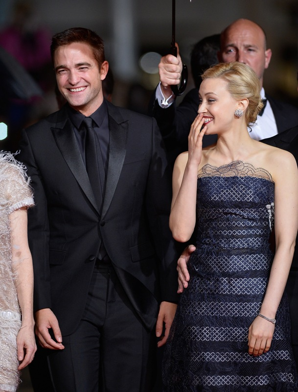 ROB Maps To The Stars Premiere Video