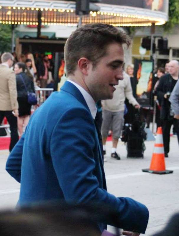 THE ROVER PREMIERE Photos Just Rob