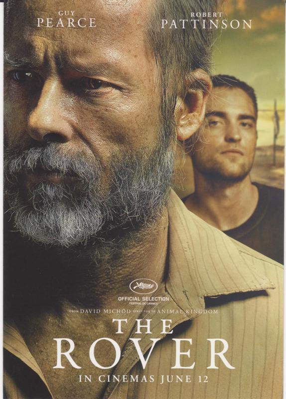 The Rover Movie Australia Program