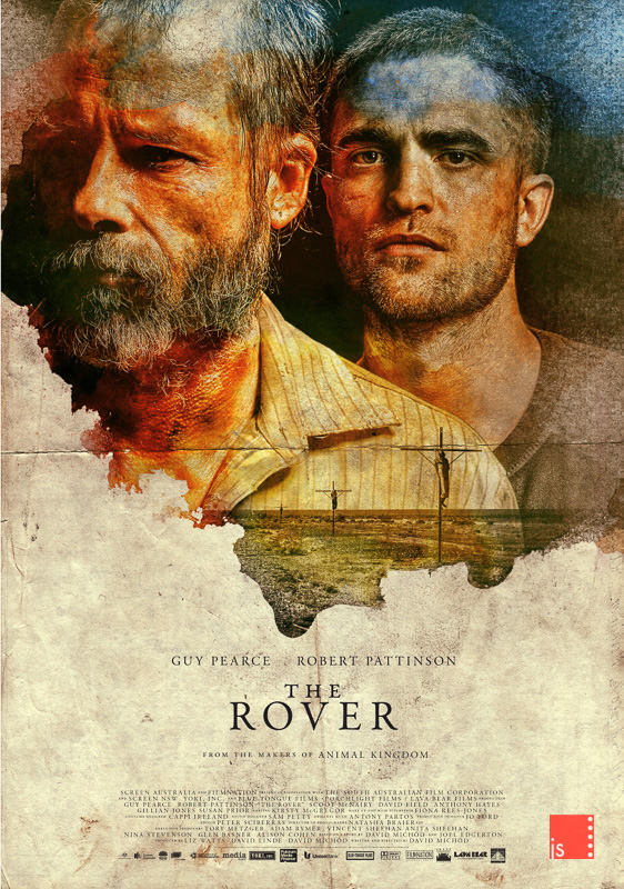 Jeremy Saunders Replies About The Rover Movie Art Design Work