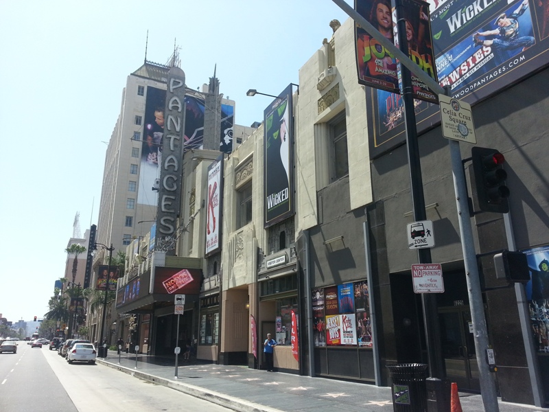 LIFE FILM Pantages Theatre LA *UPDATE