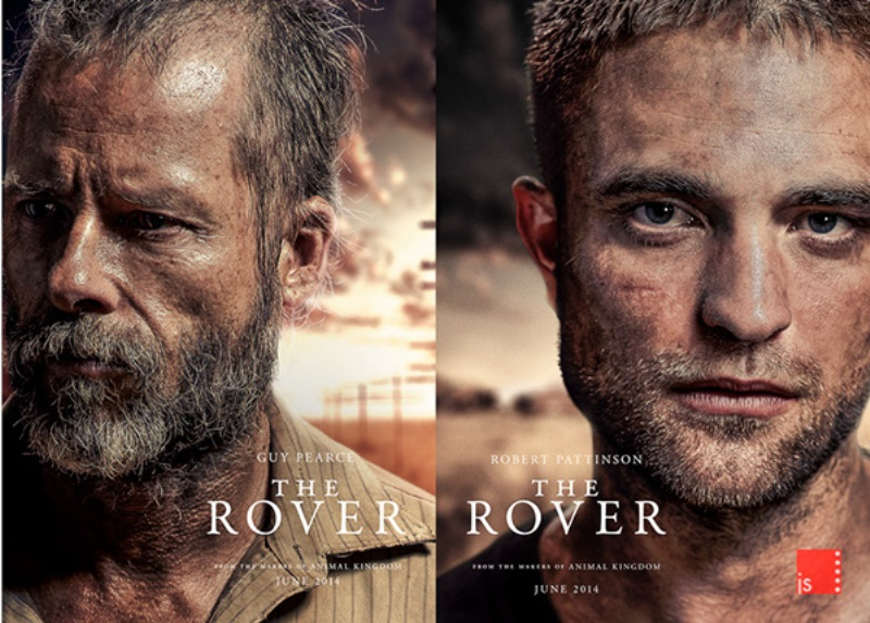 The Rover Key Art Design by Jeremy Saunders