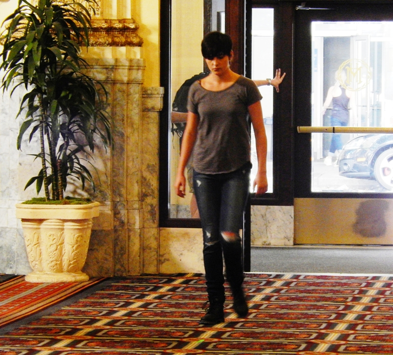 GRIMM WHAT TRUBEL WEARS