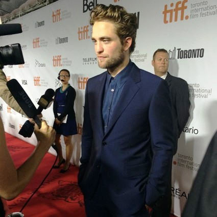 ROBERT PATTINSON AT TIFF WITH MTTS