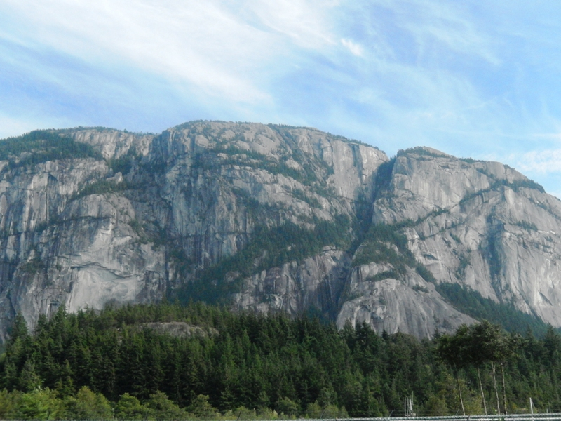 BD 2 Movie Location Stawamus Chief