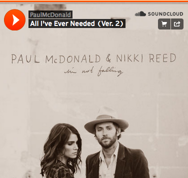 NIKKI REED/PAUL MCDONALD REDONE ALL I EVERY NEEDED