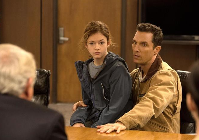 Mackenzie Foy Talks Interstellar and Directing