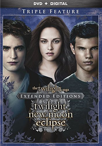 NEW TWILIGHT EXTENDED TRIPLE FEATURE IS OUT