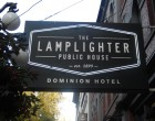 ECLIPSE LAMPLIGHTER PUB WITH REILLY