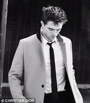 Robert Pattinson for Dior Part 2