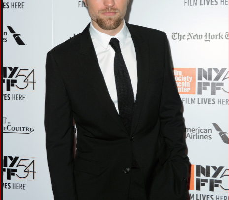 Robert Pattinson Attends NYFF with Lost City of Z